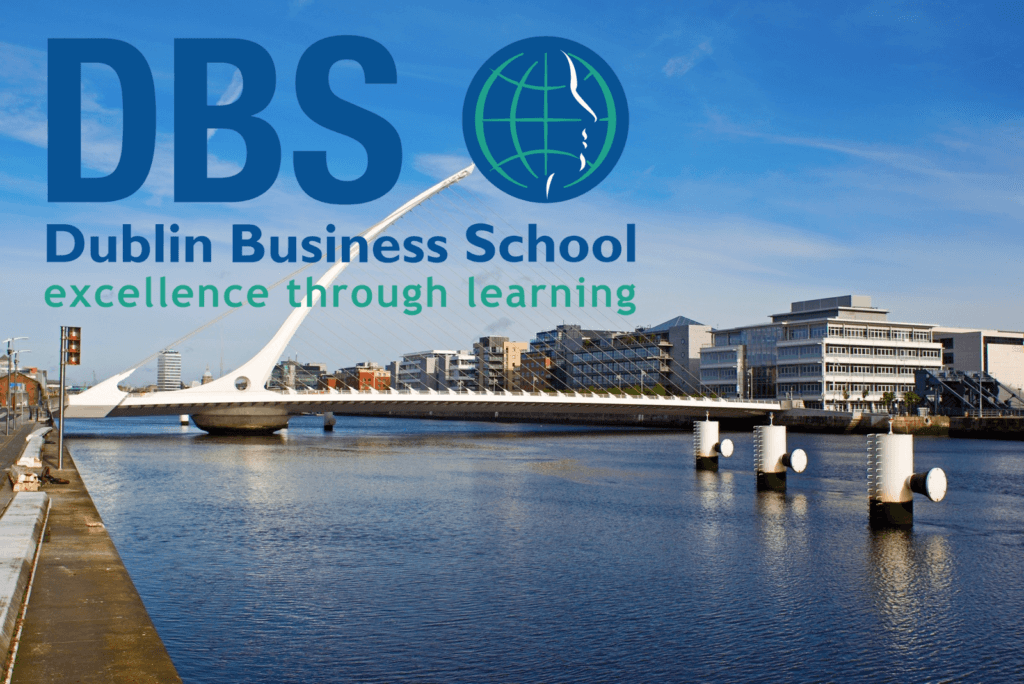 Dublin Business School open evening on 6 December