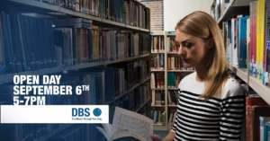 Got questions? DBS open evening on 6 September