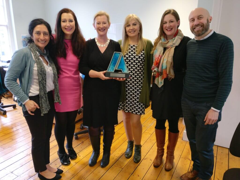 STARs in their eyes! Meet the 2017 winners of the AONTAS STAR Awards