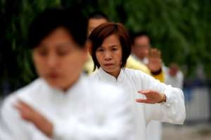 Tai Chi classes: learning a multi-faceted Chinese cultural tradition