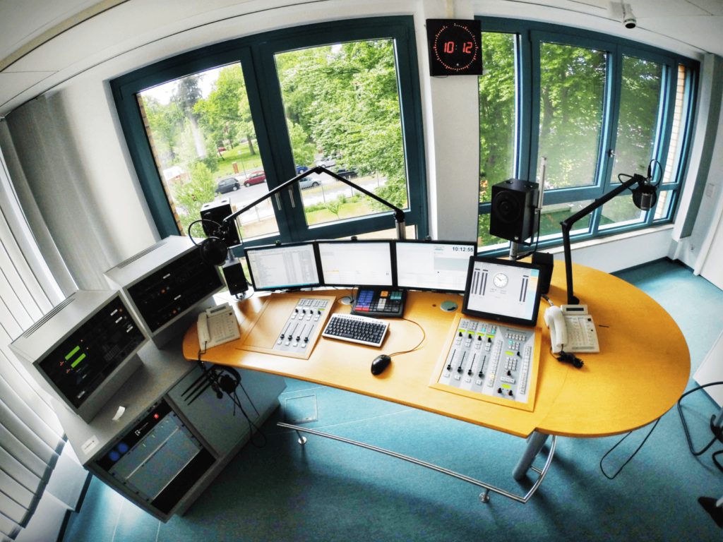 Could you be a broadcaster? The Radio School is enrolling this July