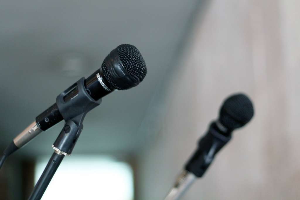 Terrified of public speaking? Flying Turtle Productions can help