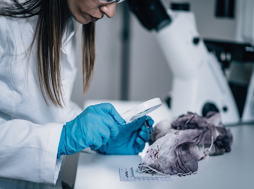Forensic Science Courses