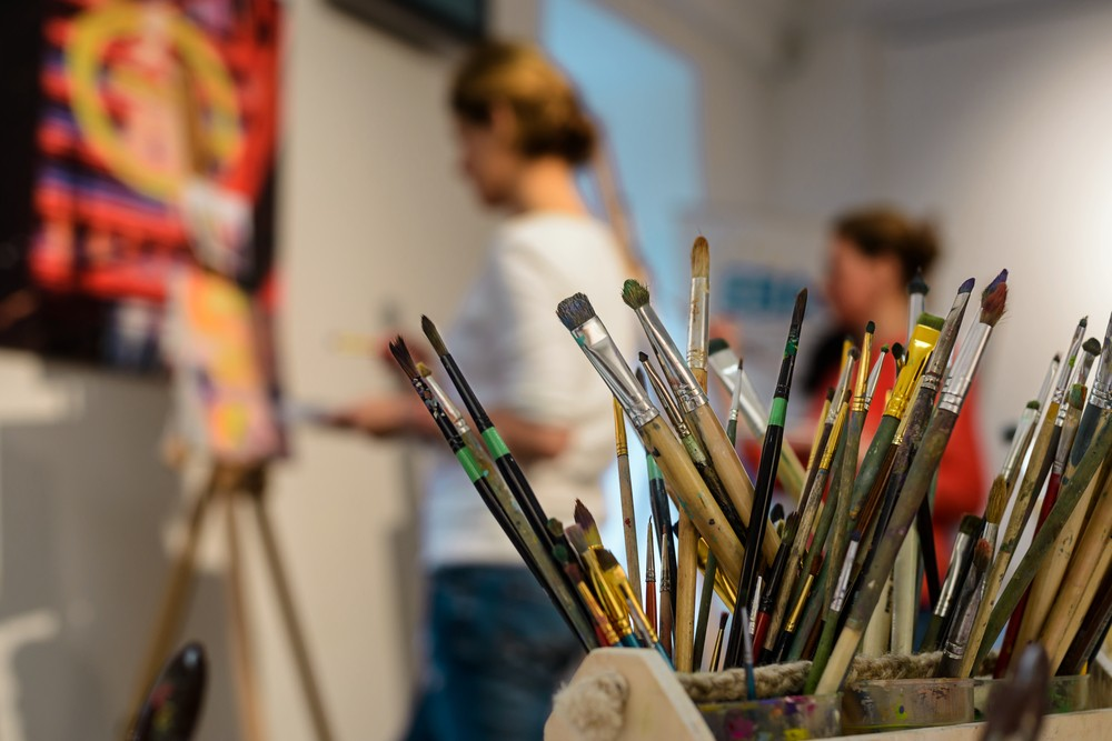 Creative Courses at Liberties College