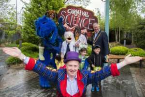Cork's First Carnival of Science Launches