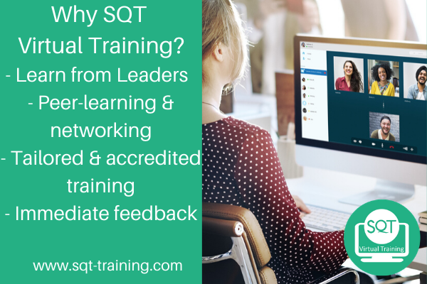 Online Courses with SQT Training