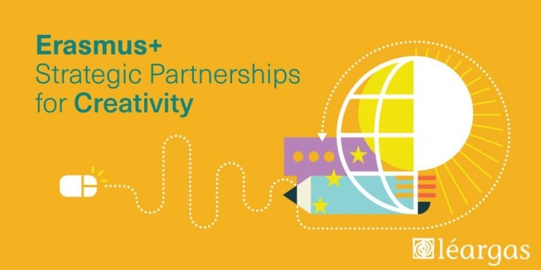 Erasmus+ Strategic Partnership Projects for Digital Education Readiness and Creativity
