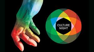 Culture Night this Friday 18th September