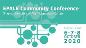 EPALE Community Conference: Shaping the Future of Adult Learning Community in Europe