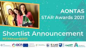 Shortlist for the AONTAS STAR Awards Announced