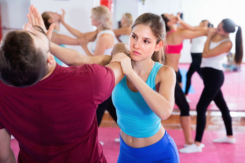 Self Defence Courses To Save The Day